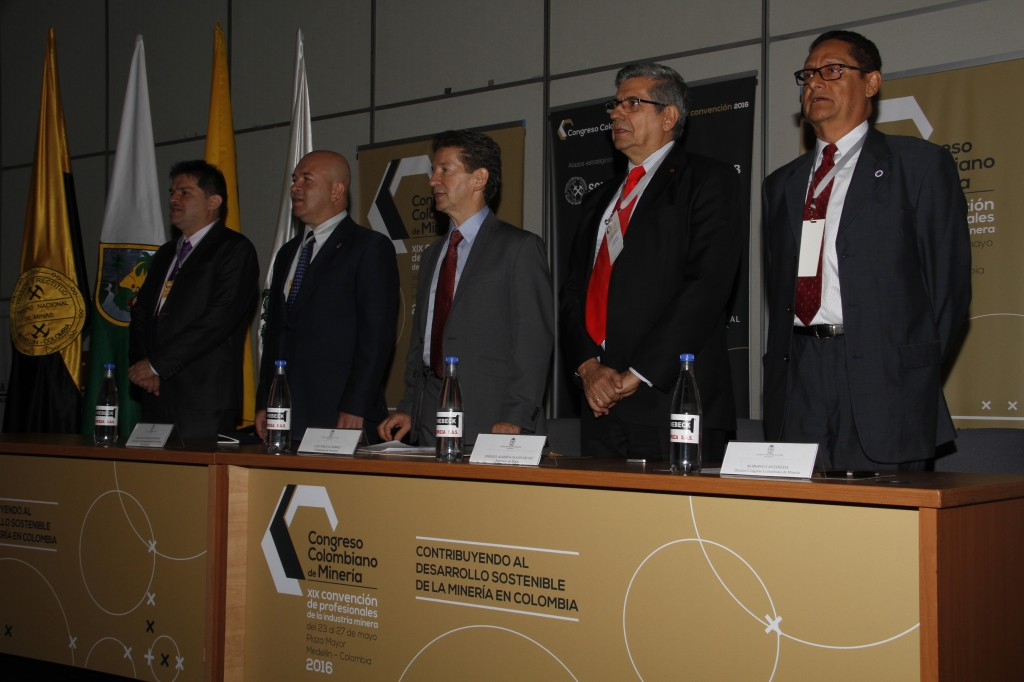 May 25 Congreso Colombiano de Minería